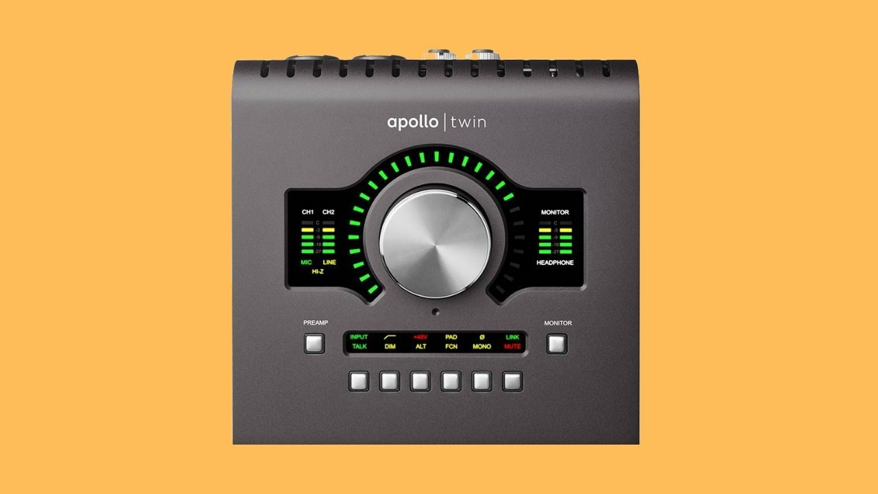 Apollo Twin MKⅡ - Universal Audio