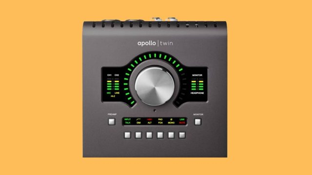 Apollo Twin MKⅡ - Universal Audio