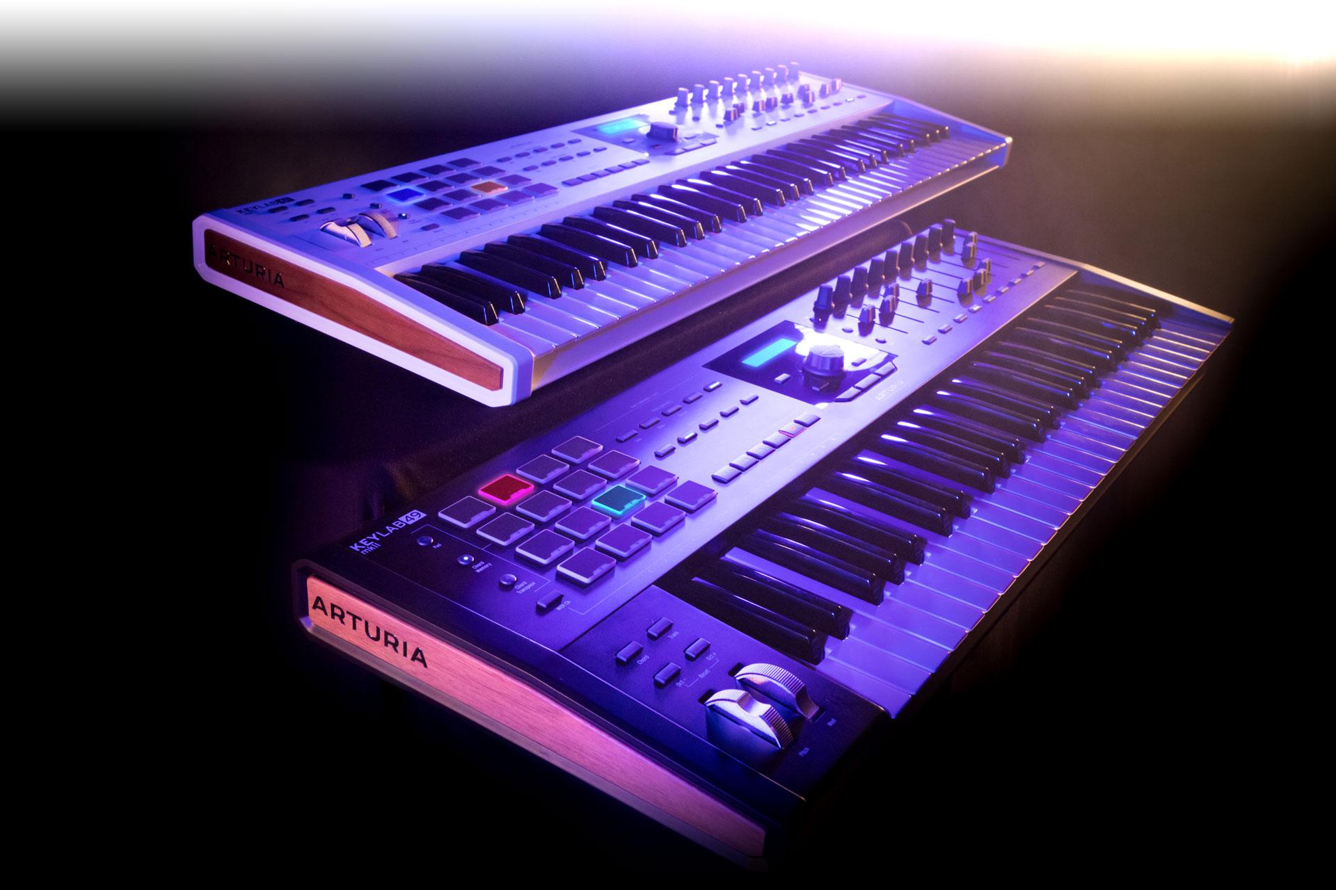 KeyLab MKⅡ - Arturia