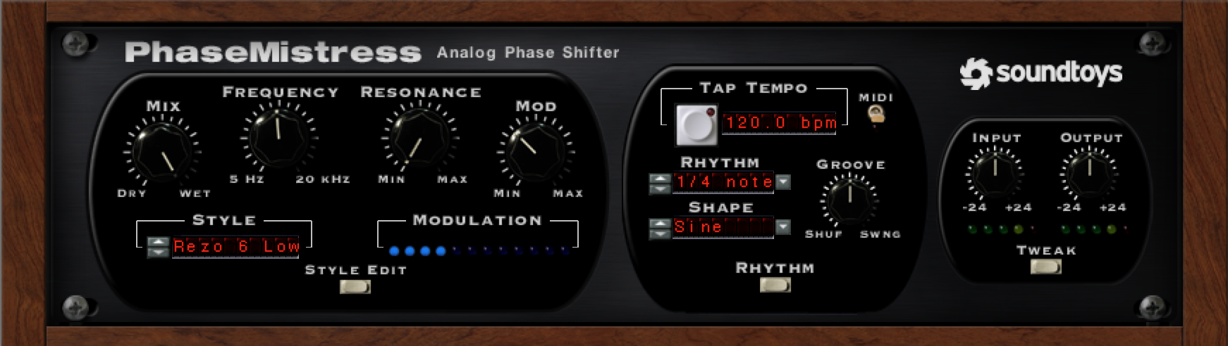 PhaseMistress - Soundtoys