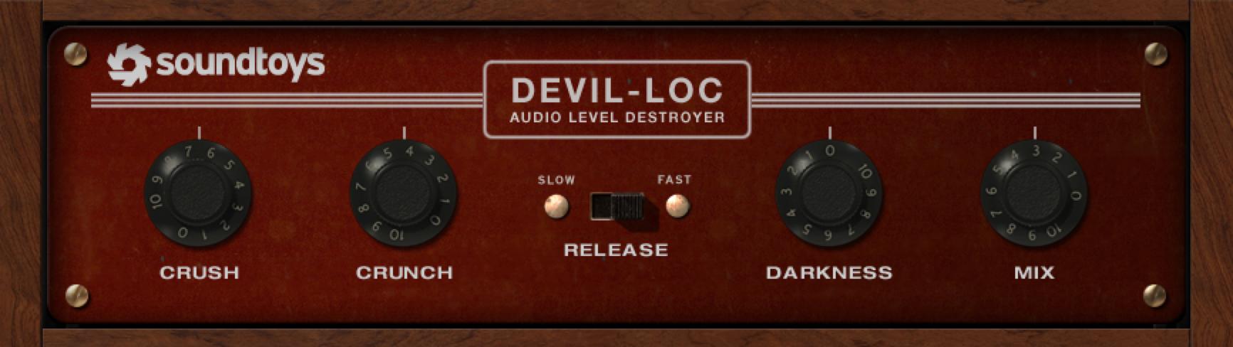 Devil-Loc - Soundtoys