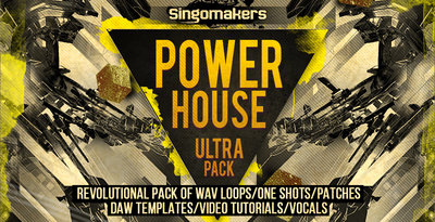 Power House Ultra Pack - Loopmasters