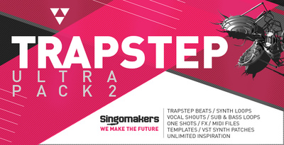 Trapstep Ultra Pack 2 - Loopmasters