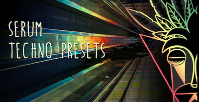 Serum Techno Presets - Loopmasters