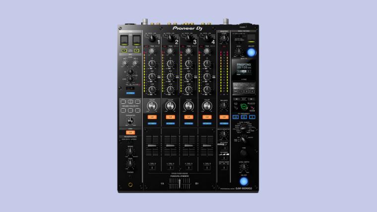 Pioneer「DJM-900NXS2」