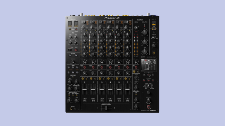 Pioneer「DJM-V10」